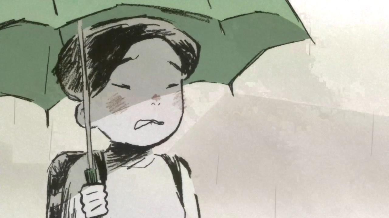 Скриншот из аниме Не моё дело