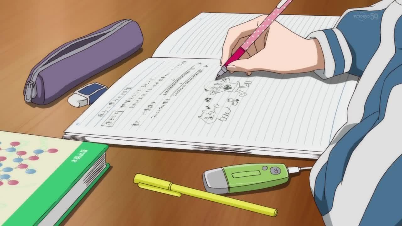 Скриншот из аниме Пожиратель душ: Новобранцы!