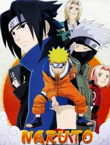 Постер Наруто OVA-3 2005