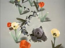 Цветок и крот