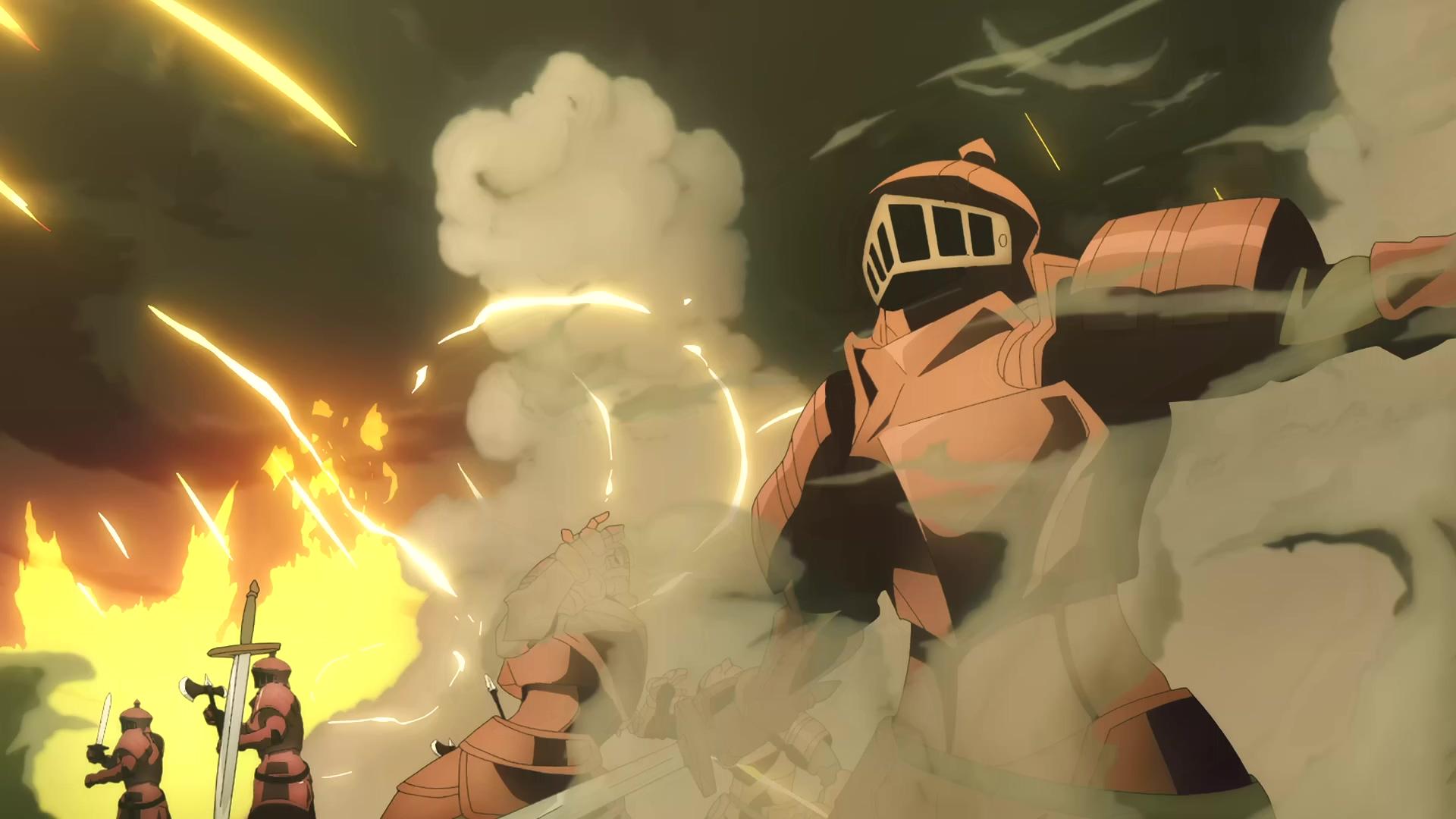 Кадр из аниме Мастера меча онлайн: Алисизация - Война в Подмирье [ТВ-2]