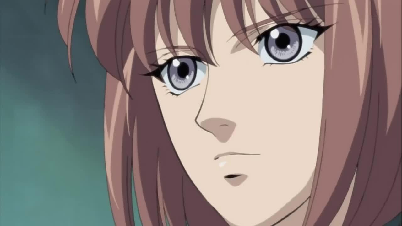 Кадр из аниме Цветущая юность
