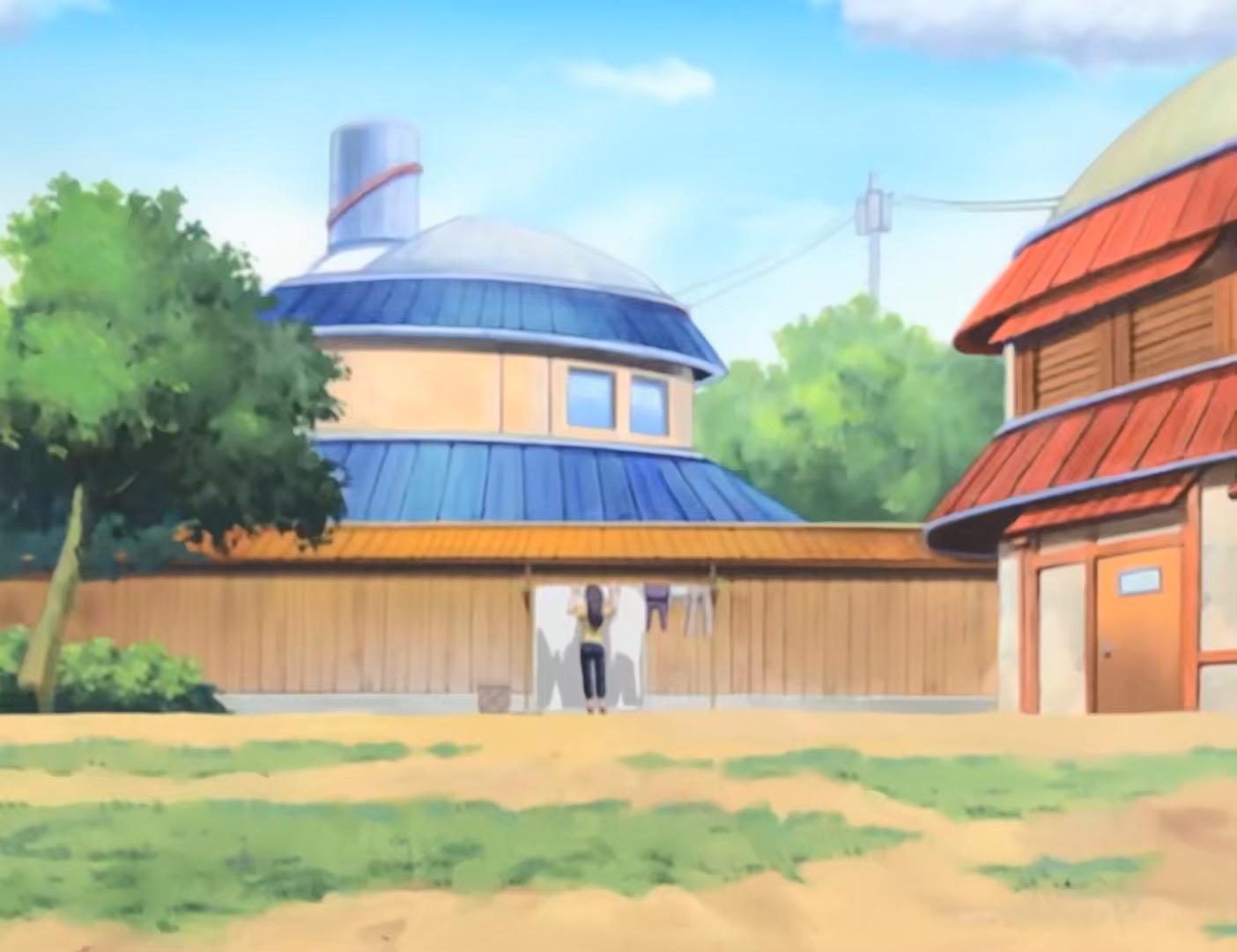 Кадр из аниме Наруто [ТВ-2]
