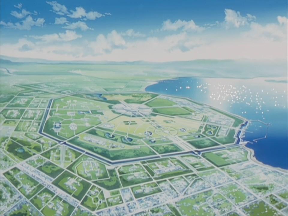 Кадр из аниме Легенда о героях Галактики OVA-2