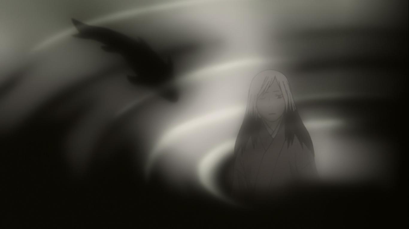 Кадр из аниме Мастер Муси