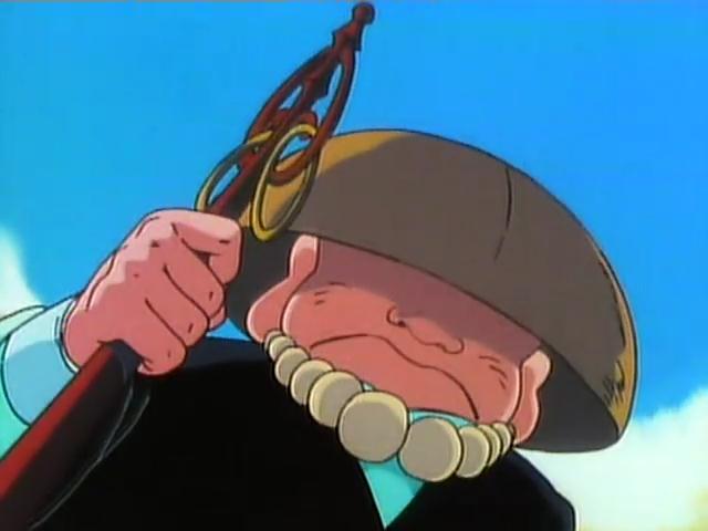 Кадр из аниме Несносные пришельцы